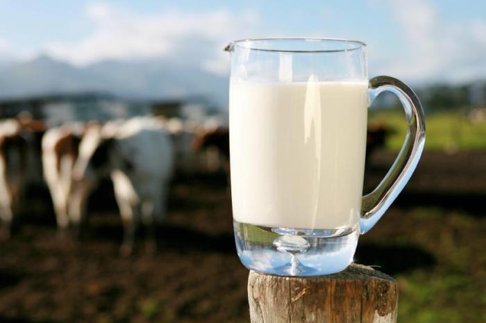 lait-de-vache
